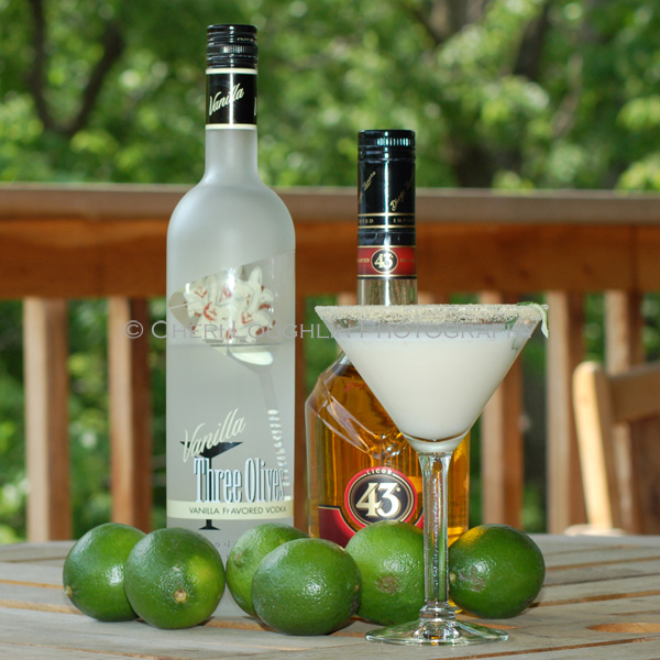 Key Lime Pie cocktails are spring and summertime favorites. They are tangy, lightly sweet, creamy and oh, so delicious. What's not to love?! It's dessert in a glass. - recipe and photo by Mixologist Cheri Loughlin, The Intoxicologist
