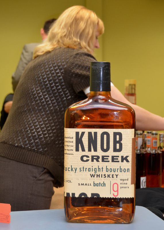 Big Bottle Knob Creek 800