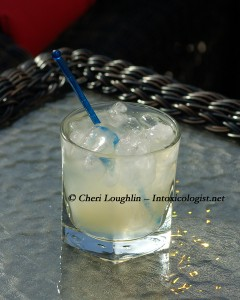 10 Cane Rum Daiquiri Rocks - photo copyright Cheri Loughlin