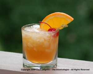 Muddled Old Fashioned - photo copyright Cheri Loughlin