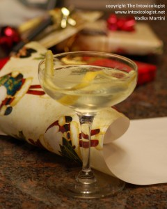 Van Gogh Vodka Martini - photo copyright Cheri Loughlin