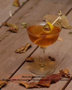 Merry-Go-Round Martini - photo copyright Cheri Loughlin