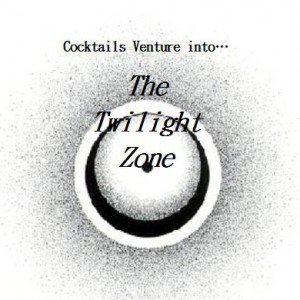 Twilight Zone cocktail artwork copyright Cheri Loughlin
