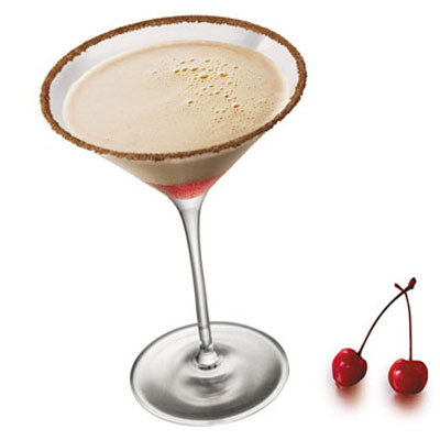 Cherry Cafe Baileys {photo courtesy Baileys representatives}
