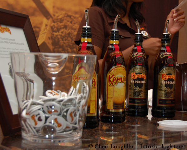 Kahlua Coffee Bar at Tales of the Cocktail - photo property Cheri Loughlin - The Intoxicologist