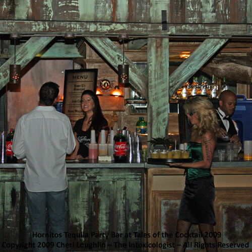 Hornitos Bar - photo copyright Cheri Loughlin