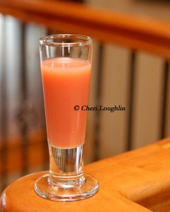 PB and J Shot - created by Cheri Loughlin - photo copyright Cheri Loughlin