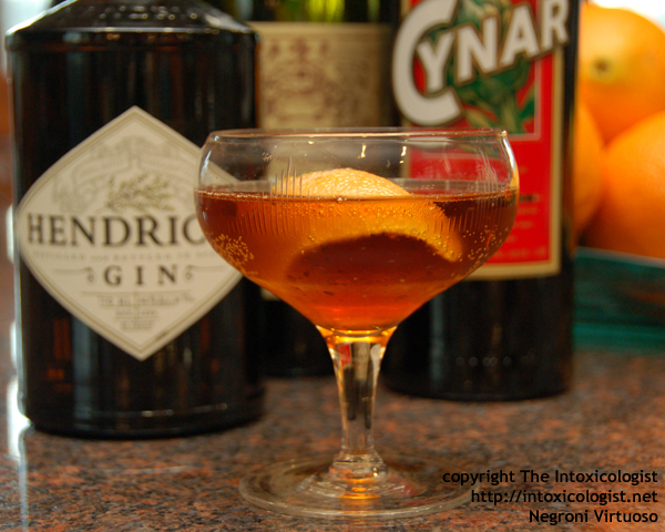 Negroni Virtuoso adaption created by Cheri Loughlin - photo copyright Cheri Loughlin
