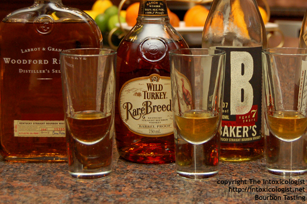 Bourbon Tasting Neat - photo copyright Cheri Loughlin