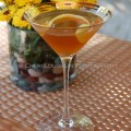 The Hennessy Martini recipe is mere steps away from a variation on the classic French 75 and classic Sidecar. - photo by Cheri Loughlin, The Intoxicologist