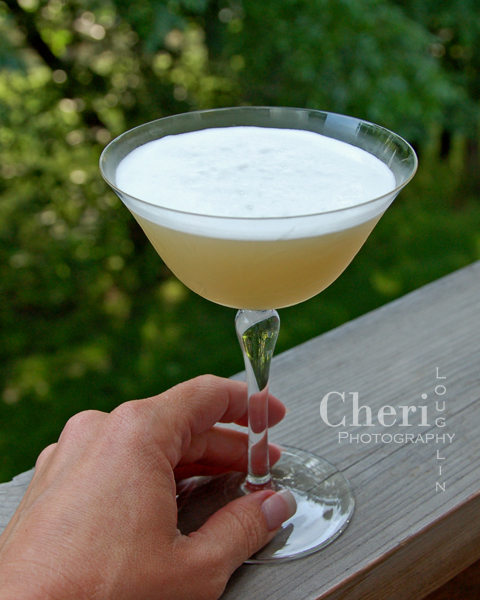 Pisco Sour classic cocktail recipe