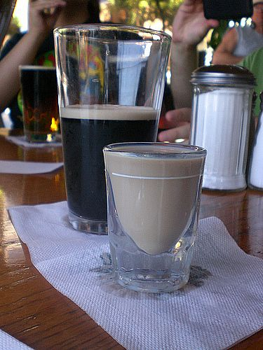 Irish Car Bomb - photo from creative commons use site