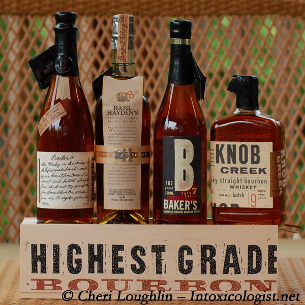 Small Batch Bourbon - photo property of Cheri Loughlin