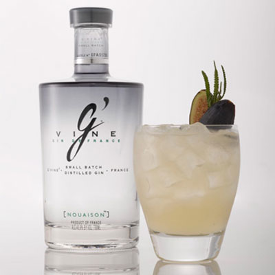 G'ingle Bell {photo courtesy G'vine Gin representatives}