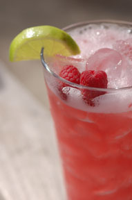 Skyy Infusions - Raspberry Bay Breeze - photo courtesy SKYY Vodka