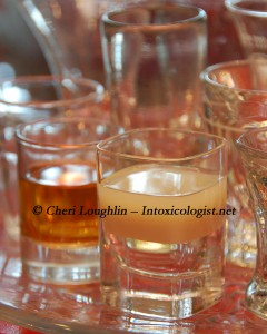 Carrot Cake Shot photo copyright Cheri Loughlin