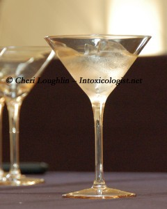 Chilled Martini Glass photo copyright Cheri Loughlin