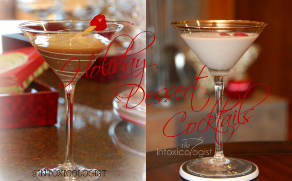 Holiday Shots Inspire Delicious Dessert Cocktails The