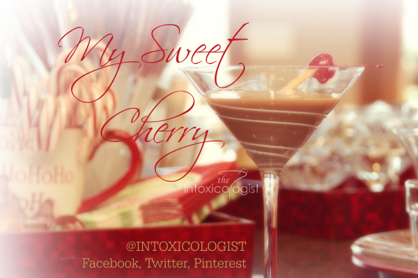 There is no need to squander away delicious shots with one gulp when a few extra additions could make the mini into something marvelous. My Sweet Cherry cocktail will keep your taste buds busy a little longer, but you'll definitely want another round!