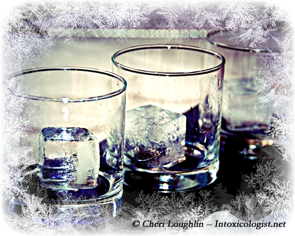 Glacier Ice Glass - photo copyright Cheri Loughlin