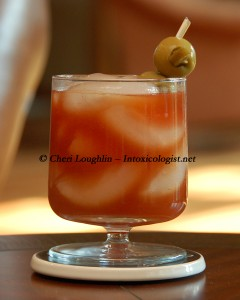 Hail Mary - Jim Beam Black - adapted by Cheri Loughlin photo copyright Cheri Loughlin