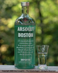 Absolut Boston Neat - photo copyright Cheri Loughlin