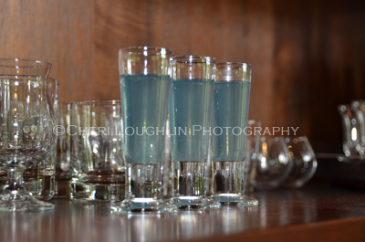 Blueberry Buckle Shot