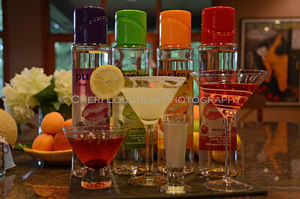 Pucker Vodka Tasting - photo copyright Cheri Loughlin