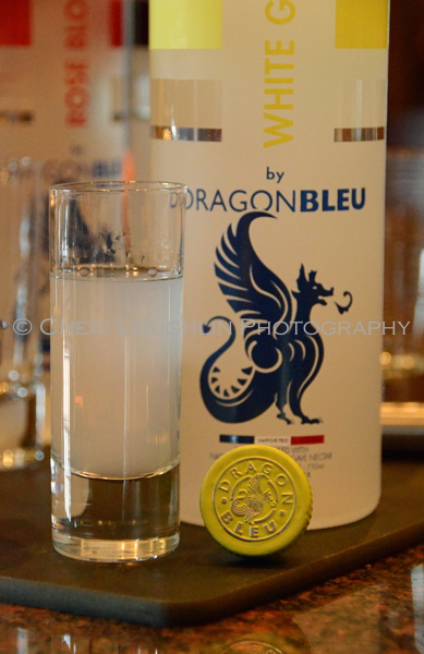 Review: Dragon Bleu Flavored Vodkas