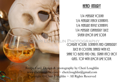 Have a Spook-tacular National Vodka Day