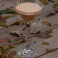 Winter Slumber - Whiskey or Bourbon, Voyant Chai Liqueur, Hiram Walker Pumpkin Spice Liqueur, Heavy Whipping Cream