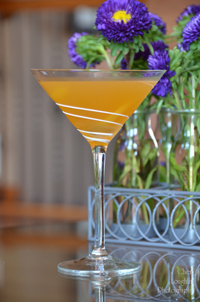Amaretto Sour lovers are in for a real treat with this wine variation of the popular cocktail. Barefoot StiletTOE uses Barefoot Moscato White Wine. - recipe and photo by Mixologist Cheri Loughlin, The Intoxicologist