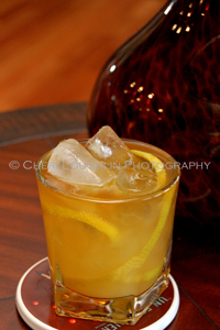Hennessy 44 - Cheri Loughlin Cocktail Stock Photography