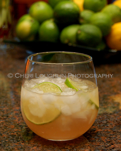 Peach Simplici-Tea - photo copyright Cheri Loughlin