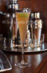 Spiced Celebration Sparkler - Cheri Loughlin Cocktail Development Services
