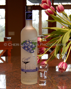 Three Olives Grape Vodka - photo copyright Cheri Loughlin 300