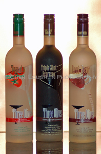 Three Olives Vodkas - photo copyright Cheri Loughlin