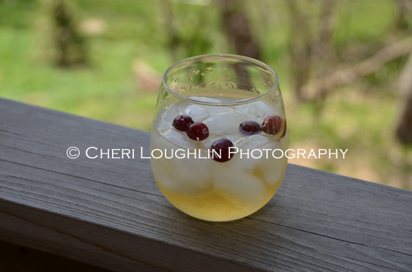 Wild White Tea 1 photo copyright Cheri Loughlin
