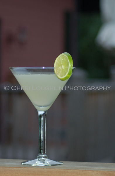 Caipirinha serve as a cocktail or on the rocks