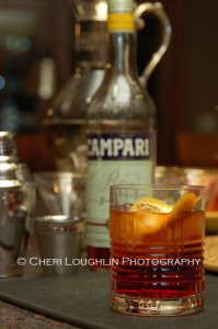 Cinnabar Negroni 1 photo copyright Cheri Loughlin