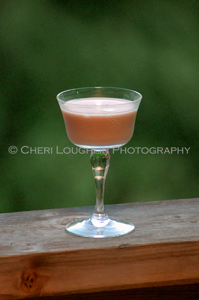 Huntress bourbon cocktail - excellent for dessert sipping and girls night out. - http://intoxicologist.net