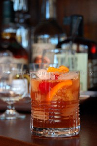 Spicy Old Fashioned 1 - photo copyright Cheri Loughlin