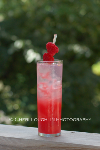 Watermelon Ginger Ale Mocktail 7 photo copyright Cheri Loughlin