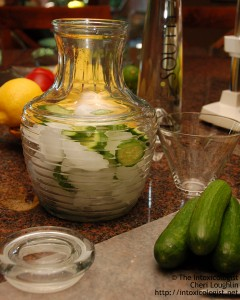Cucumber Ice Jar 600 - photo copyright Cheri Loughlin