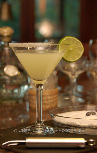 My idea of the Perfect Margarita is it has to be easy to make, have as ...