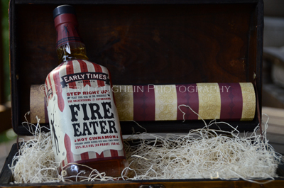 Review: Early Times Fire Eater