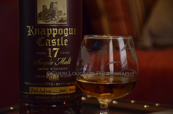 Knappogue Castle 17 Irish Whiskey 012