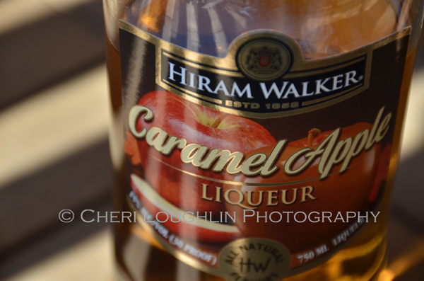 Hiram Walker Caramel Apple Liqueur 015 photo copyright Cheri Loughlin