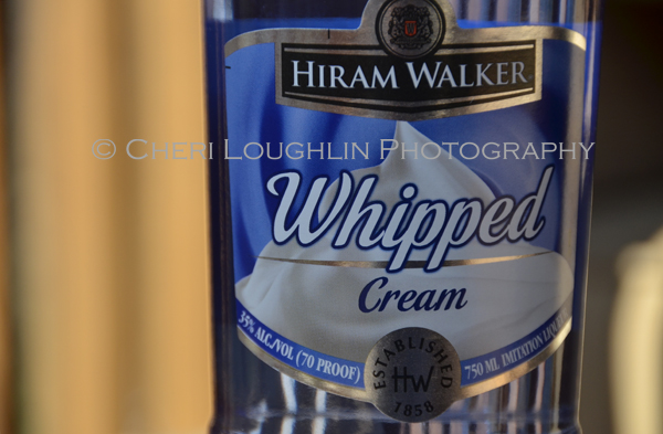 Hiram Walker Whipped Cream Imitation Liqueur 004 photo copyright Cheri Loughlin