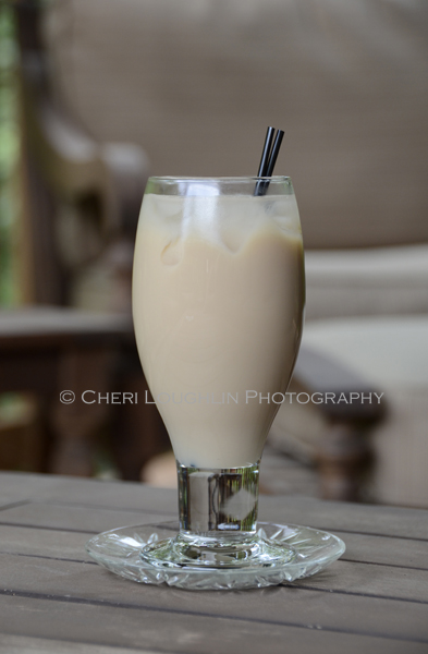 Iced Black Cardamom - Anise Coffee 028 photo copyright Cheri Loughlin